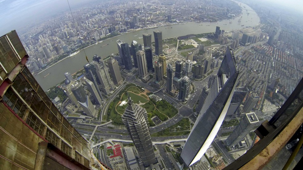 Shanghai Free Trade Zone (FTZ)